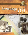 Genealogy 101 (SKU: FYRBD-9781401600198)