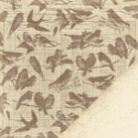 Paper Reverie - Brun - Antique Ledger Bird (SKU: FYRNO-MM-35859)