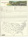 "Family - 8.5"" X 11"" - Migration Map & Chart (SKU: SYFT-FAM-8X11-MIGRATION)"