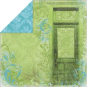Welcome Home - Front Door - Double-Sided Heavy-Weight Paper (SKU: FYRNO-BB-BO-12W-FD095)