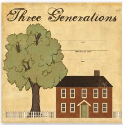 For The Record Collection - Three Generations (SKU: FYR-TPL-FTR103)