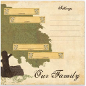 For The Record Collection - Our Family (SKU: FYR-TPL-FTR104)