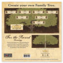 For The Record Collection - Family Tree Kit (SKU: FYR-TPL-FTR304)