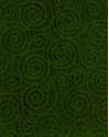 "Green Swirls 8.5"" x 11"" (SKU: FYRCB09)"