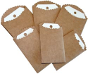 Melissa Frances - Attic Treasures - Vintage Attic Treasures Mini Paper Bags (SKU: FYRMF-MF-GN341)
