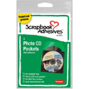 Scrapbook Adhesives - Photo CD Pockets (SKU: FYRNO-3LSA-01620)