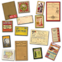 7 Gypsies - Gypsies Mini Ephemera 15/Pkg (SKU: FYRNO-7G-17881)