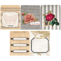 7 Gypsies - Trousseau - Charming - Tag Envelopes (SKU: FYRNO-7G-17972)