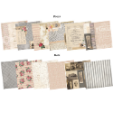 "7 Gypsies - Trousseau Double-Sided Paper Pack - 6""X6"" - 48 Sheets (SKU: FYRNO-7G-19439)"