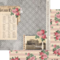 7 Gypsies - Trousseau Double-Sided Paper - Charming