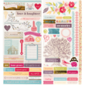 Dear Lizzy 5th & Frolic Remarks Cardstock Stickers (SKU: FYRNO-AC-42265)