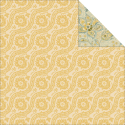 Haven Collection - Jacquard Ochre (SKU: FYRNO-AG-H12X-1711)