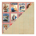 Honor Six - Vintage Signs / Antique Cream Ledger (SKU: FYRNO-Auth-HON006)