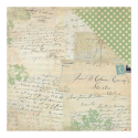Legacy - History Letters & Postcards / Simple Dot (SKU: FYRNO-Auth-LEGP2)