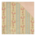 Legacy - Estate Vintage Wallpaper Stripe / Gingham (SKU: FYRNO-Auth-LEGP7)