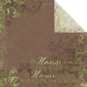 Welcome Home - Dreams - Double-Sided Heavy-Weight Paper (SKU: FYRNO-BB-BO-12W-M064)