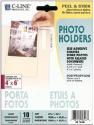 Peel & Stick Photo Holders (SKU: FYRNO-CLO-70346)
