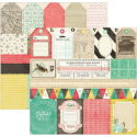 DIY Shop Double-Sided Cardstock Cuts - Accents & Borders (SKU: FYRNO-CP-680180)