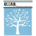 Clear Scraps  - Stencil - Family Tree (SKU: FYRNO-CS-CSSM6)
