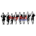 Deep Red - Cling Stamps - Band of Soldiers (SKU: FYRNO-DR-4X500080)