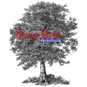 Deep Red - Cling Stamps - Oak Tree (SKU: FYRNO-DR-4X504325)