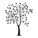 Darice Embossing Plus Folder - Leafing Tree (SKU: FYRNO-Darice-EB12-15-50)