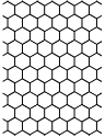 Darice Embossing Plus Folder - Honeycomb (SKU: FYRNO-Darice-EB12-18-61)
