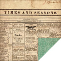 Echo Park - Times & Seasons - Yesterday's News (SKU: FYRNO-EP-EPTS12-22012)