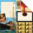 Echo Park - Photo Freedom Transatlantique - All Aboard (SKU: FYRNO-EP-PFT12 9002)