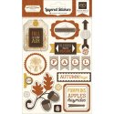 Reflections Fall - Layered Stickers (SKU: FYRNO-EP-RF53024)