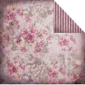 Fabscraps - Heritage - Floral/Pink (SKU: FYRNO-FAB-C38007A)