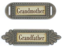 Fabscraps - Grandmother and Grandfather (SKU: FYRNO-FAB-ME006)