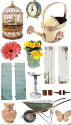 Fabscraps - Shabby Chic - Clear Stickers (SKU: FYRNO-FAB-ST30001)