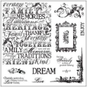 Fiskars - Family - Clear Stamps (SKU: FYRNO-FISK-430364)