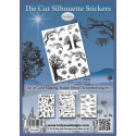 Trees - Die Cut Silhouette Stickers (SKU: FYRNO-FS-DCSS10)