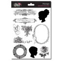 Glitz Design - Beautiful Dreamer - Clear Stamps (SKU: FYRNO-Glitz-ST3265)