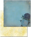 Glitz Designs - Vintage Blue - Rose (SKU: FYRNO-Glitz-VB-3586)