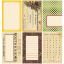 Jenni Bowlin Studio - Family Tree Journaling Cards (SKU: FYRNO-JB-JC5564)