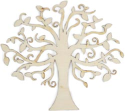 Elm Tree - Wood Flourishes