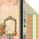 "Miss Empire - Steampunk - 12""X12"" Double-Sided Cardstock (SKU: FYRNO-KA-P1209)"