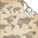 Timeless - World Map (SKU: FYRNO-KA-P657)