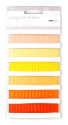 Grosgrain Monochromatic Ribbon - Sunsets (SKU: FYRNO-KA-RI606)