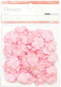 Paper Flowers - 2cm - Dusty Pink