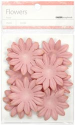 Paper Flowers - 5 cm - Pink