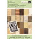Julianne Vintage Neutral Designer Mat Pad