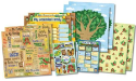 Kids' Ancestry - Family Tree Scrapbook Kit (SKU: FYRNO-KF-20526)
