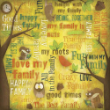 Kids Ancestry - Family Fun Collage (SKU: FYRNO-KF-64404)