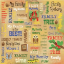 Kids' Ancestry - My Family Collage (SKU: FYRNO-KF-KA-PP 64922)
