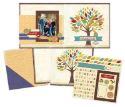 Little Yellow Bicycle - Hello Fall - Family Tree Page Kit (SKU: FYRNO-LYB-HF310)
