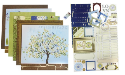 Little Yellow Bicycle - Family Tree Page Kit
